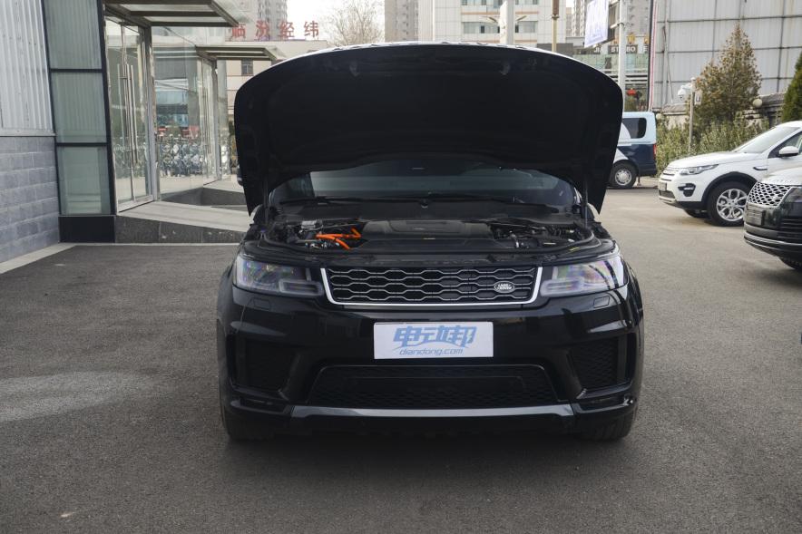 2019款 路虎揽胜运动版 P400e HSE