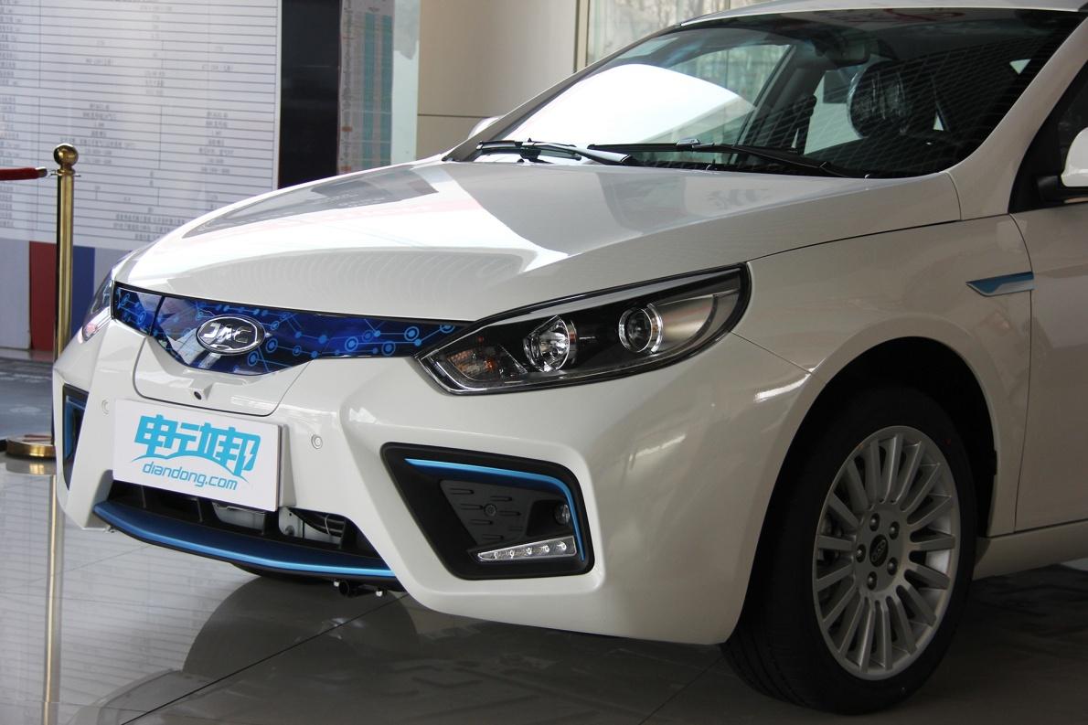 2018款 江淮 iEVA50 基本型 实拍 细节