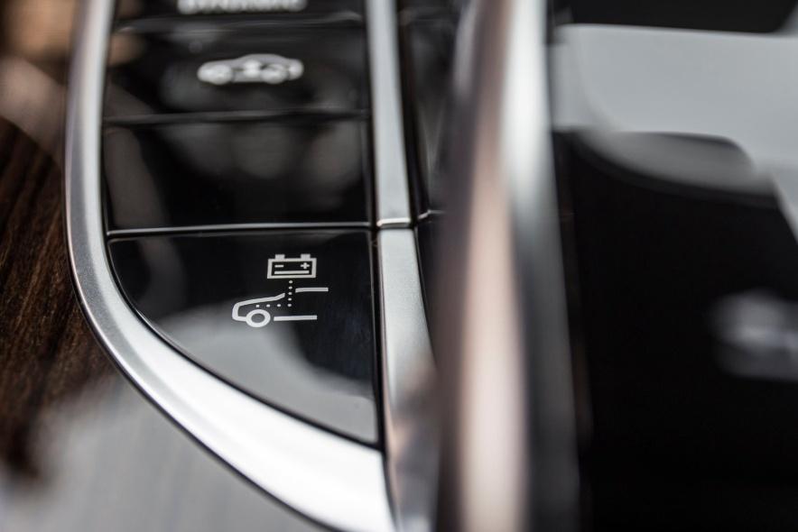 2017款 奔驰 C级(进口) C350e 官图 内饰