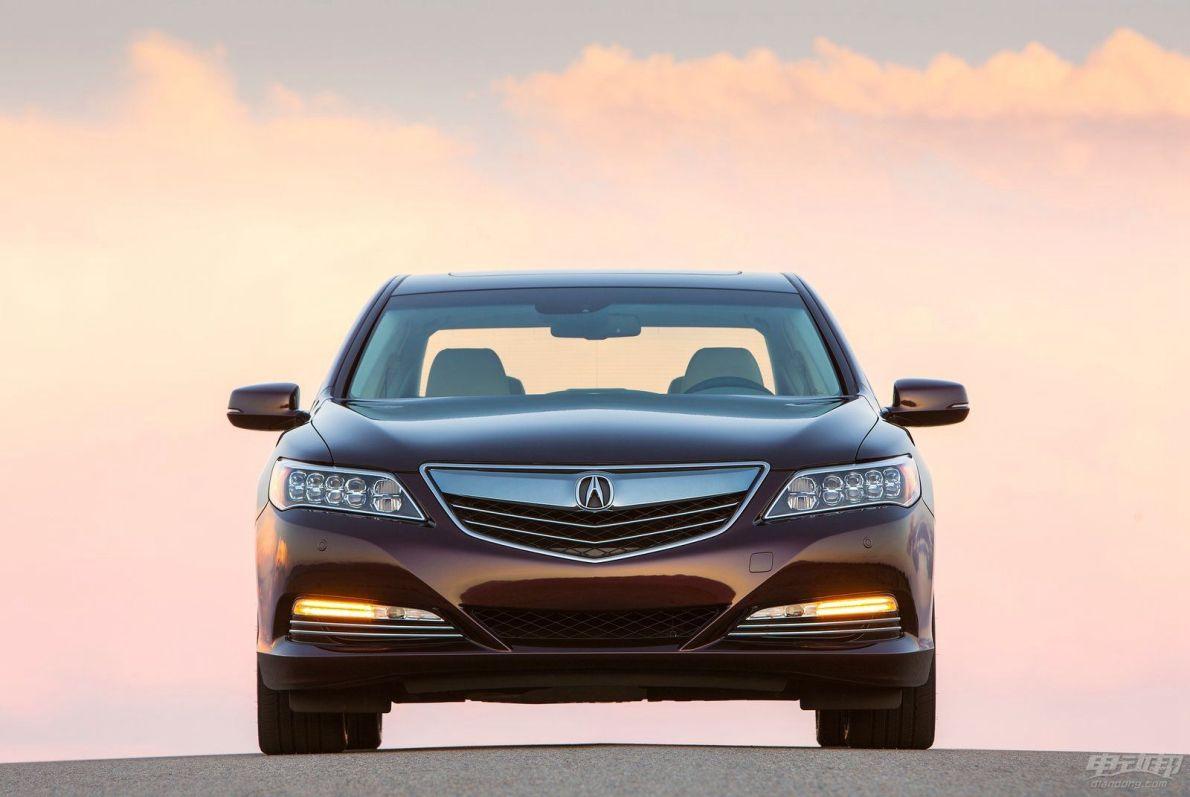 2015款讴歌RLX 3.5L Hybrid SH-AWD版