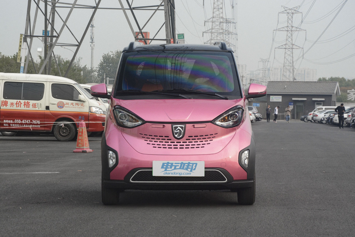 2019 宝骏E100 250km智享版 粉色