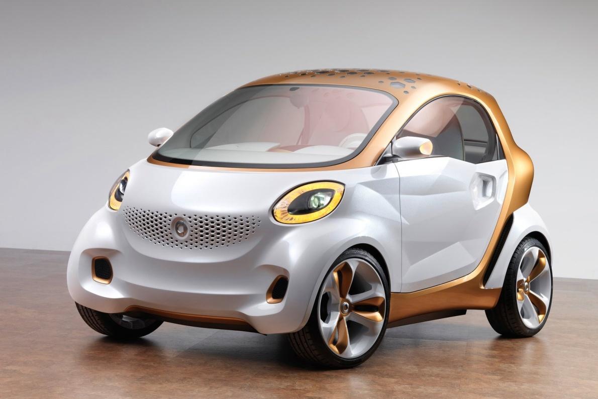 2011款 smart forvision Concept 官图 外观