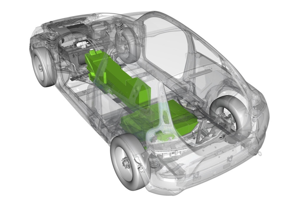 2011款 沃尔沃C30 BEV 官图 动力底盘