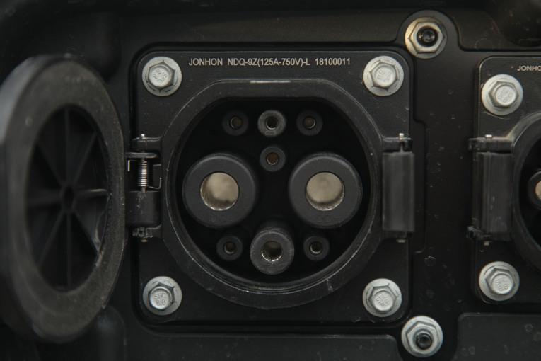 欧拉R1 充电