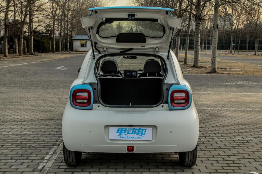 2019 欧拉 欧拉R1 351km 灵趣版