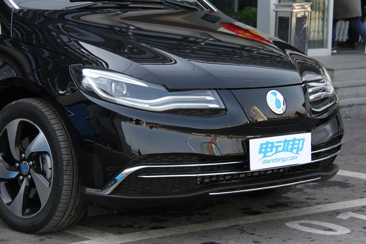 2018款 腾势 500 荣耀版 太空黑 实拍 细节