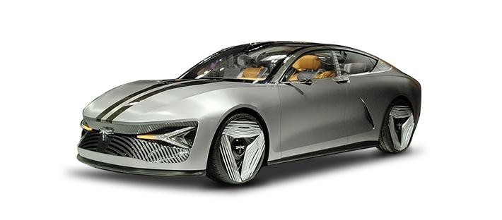2018款 前途 Concept 1 基本型 头图