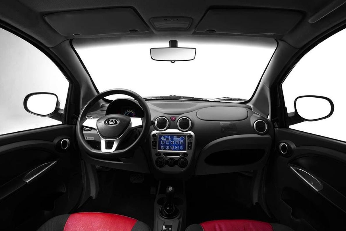 2017款 华泰EV160 基本型 官图 内饰