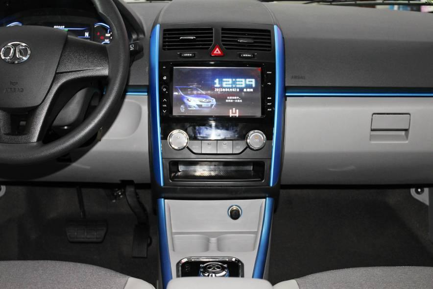 2015款 EV160轻秀版 内饰