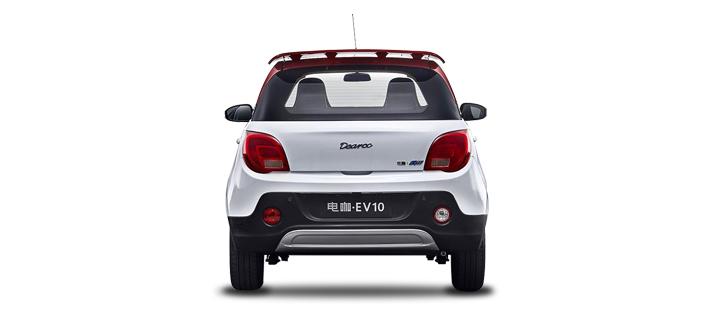 2017款 电咖EV10 基本型 头图