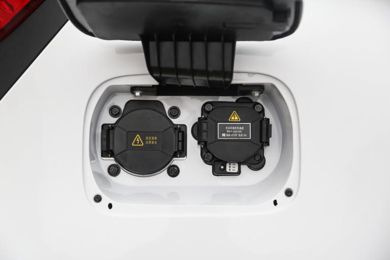 eQ1 充电