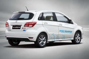 北汽新能源 E150EV