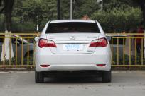 2017 现代 伊兰特 EV GS PLUS版 白色