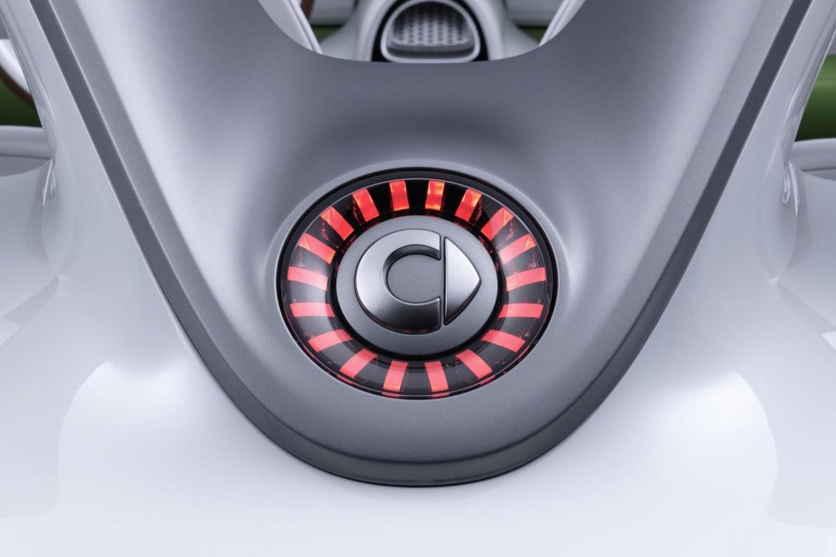 2011款 Smart forspeed Concept 官图 充电