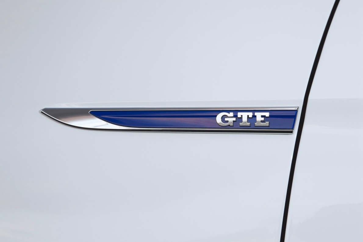 2015款 大众Passat GTE 官图 外观细节