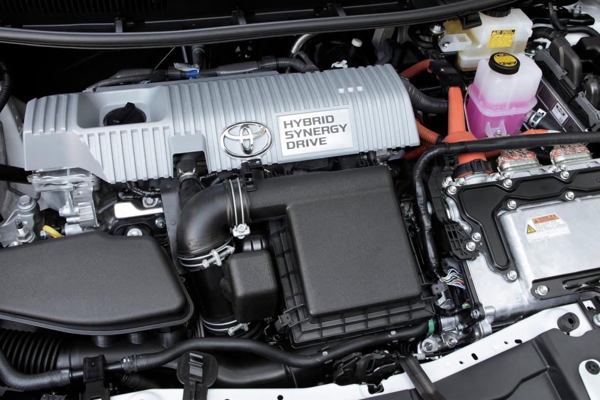 2013款 丰田 Auris HSD 官图 动力底盘