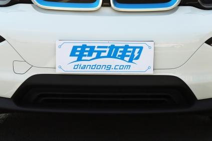 2018款 宝马 i3 豪华型 山柑白 实拍 细节