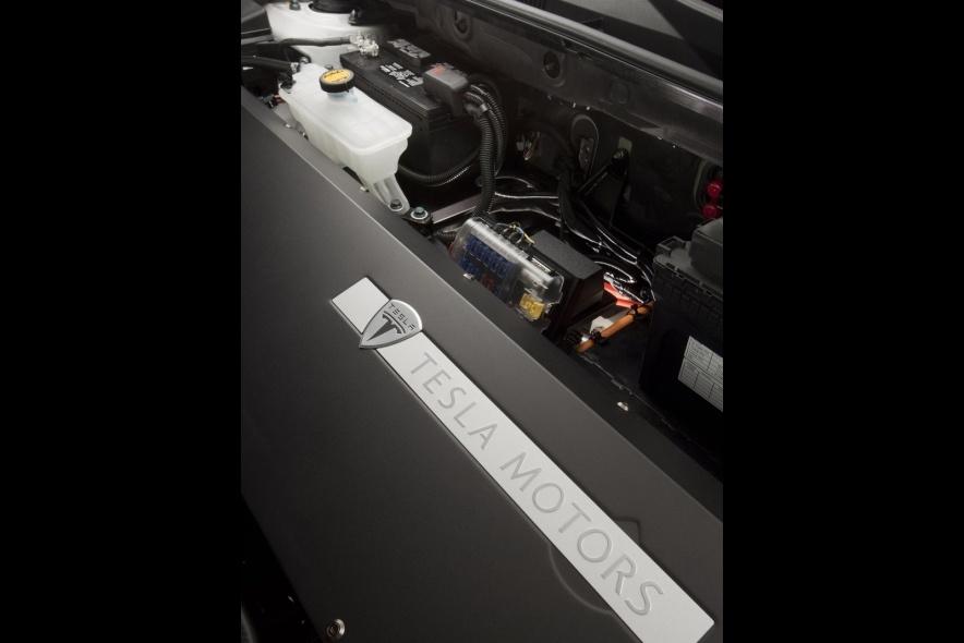 2010款 丰田 RAV4 EV Concept 官图 动力底盘