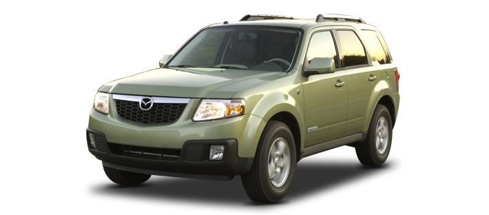 2008款 马自达 Tribute Hybrid-Electric Vehicle 头图