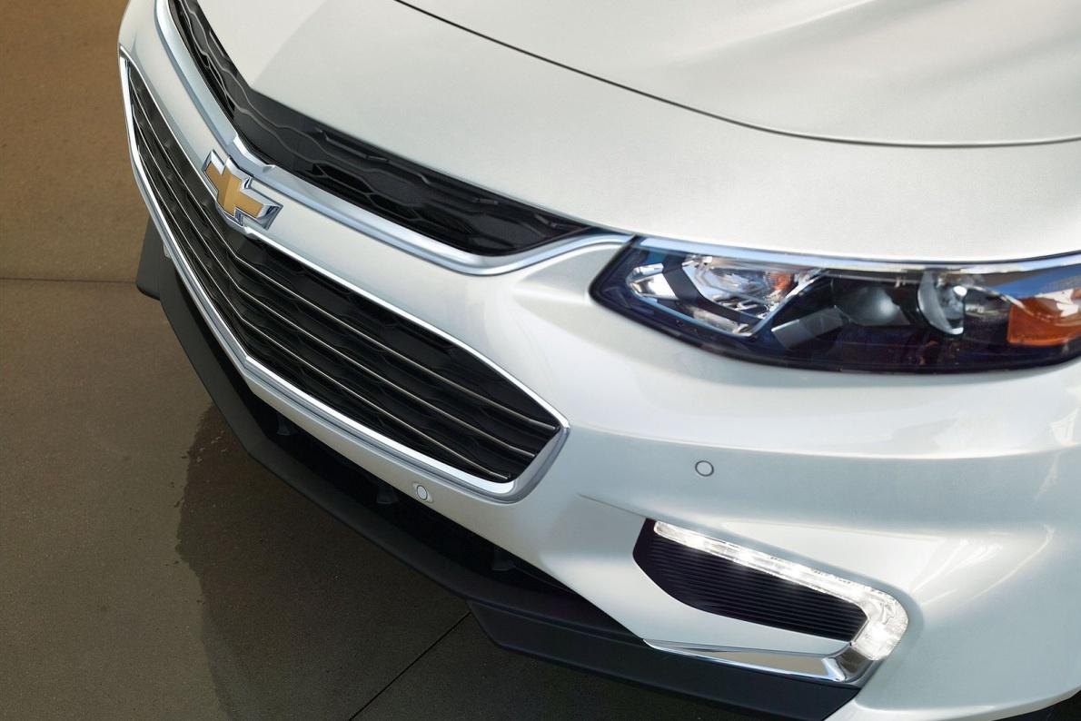 2016款 Chevrolet Malibu Hybrid 官图 外观细节
