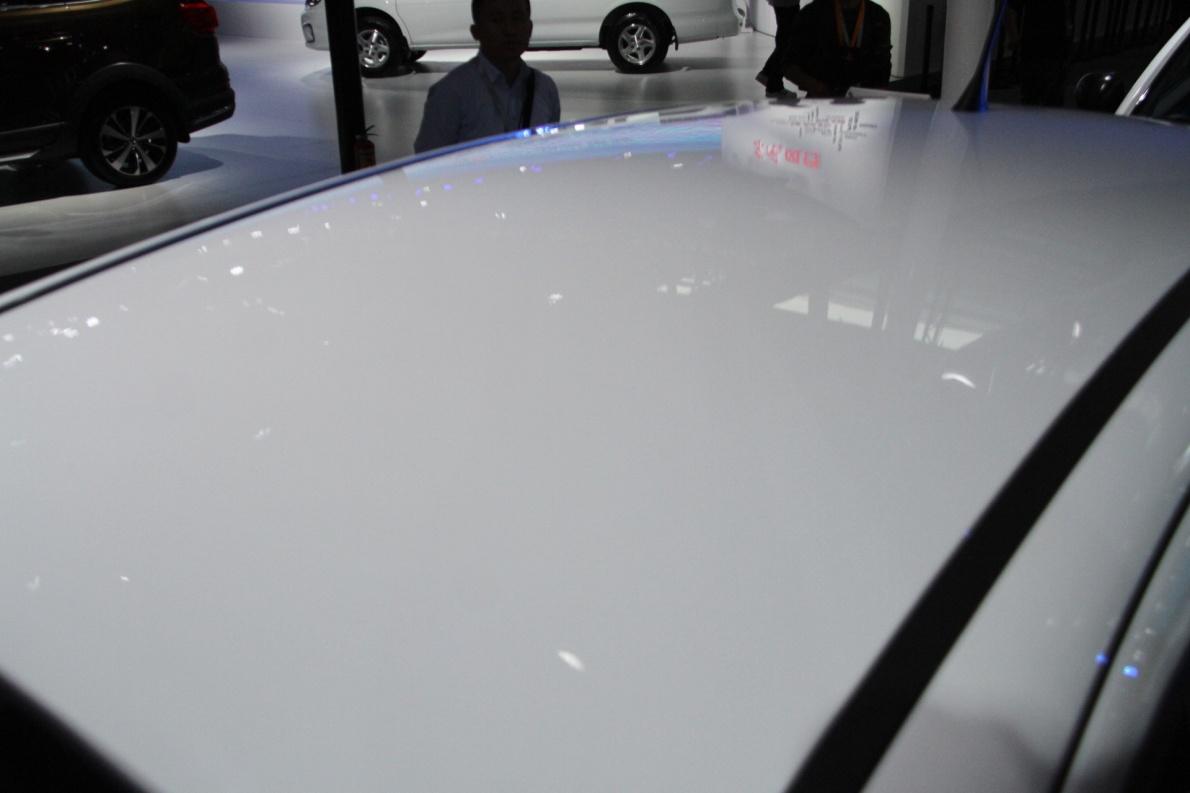 2018款 华泰 路盛 S1 EV160 车展 细节