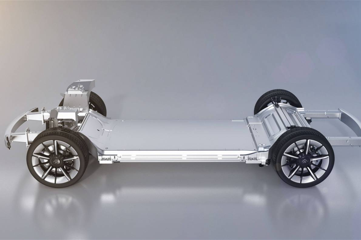 2017款 Faraday Future FF 91 基本型 官图 动力底盘