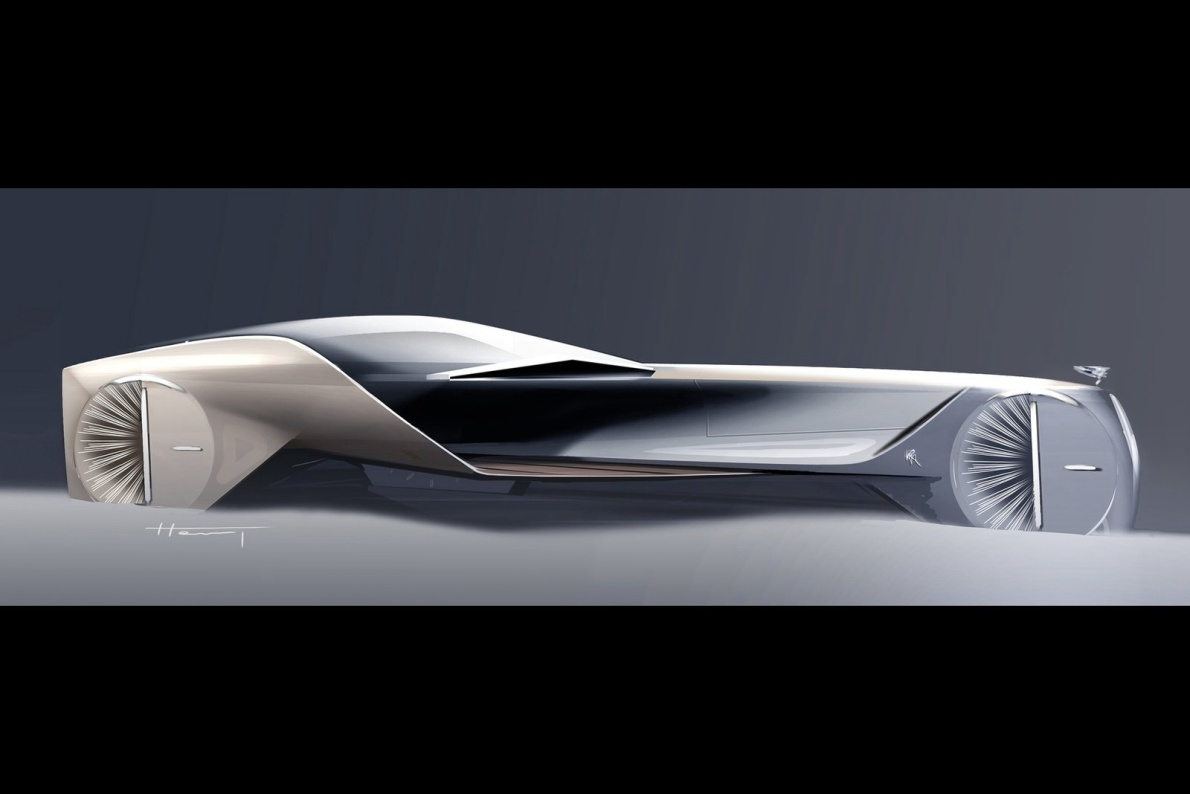 2016款 劳斯莱斯Vision Next 100 103EX Concept 官图 外观
