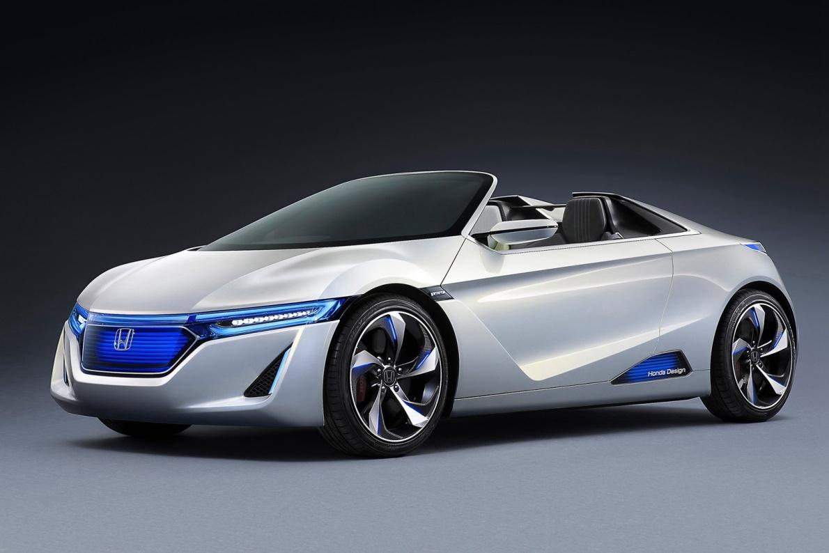 2011款 本田 EV-Ster Concept 官图 外观