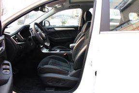 eRX5 座椅空间