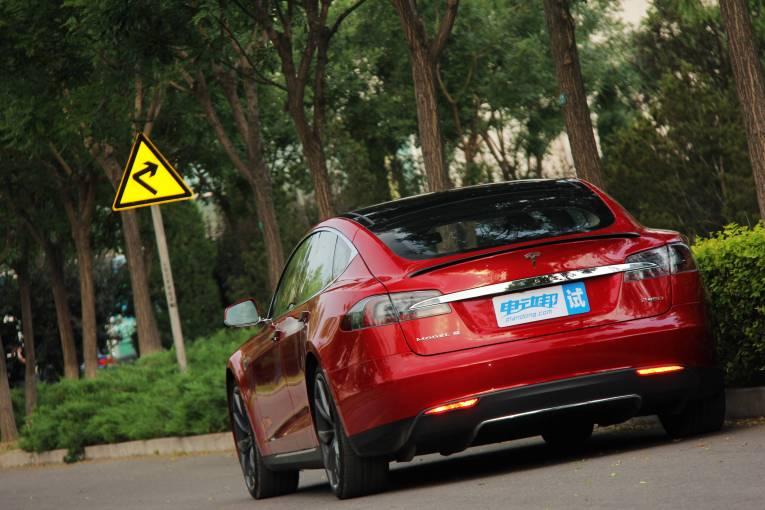 Model S 测试