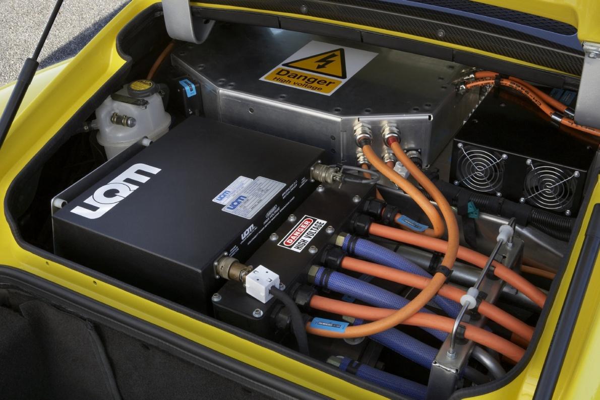 2008款 道奇 EV Concept 基本型 官图 外观