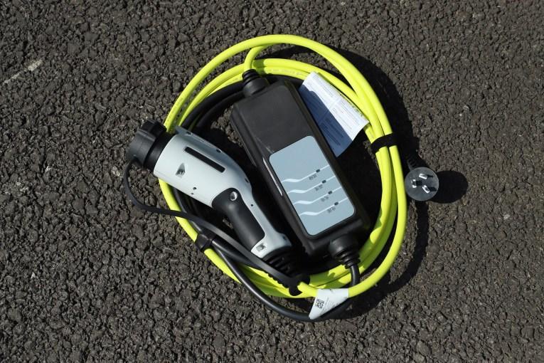 宝马i3 充电