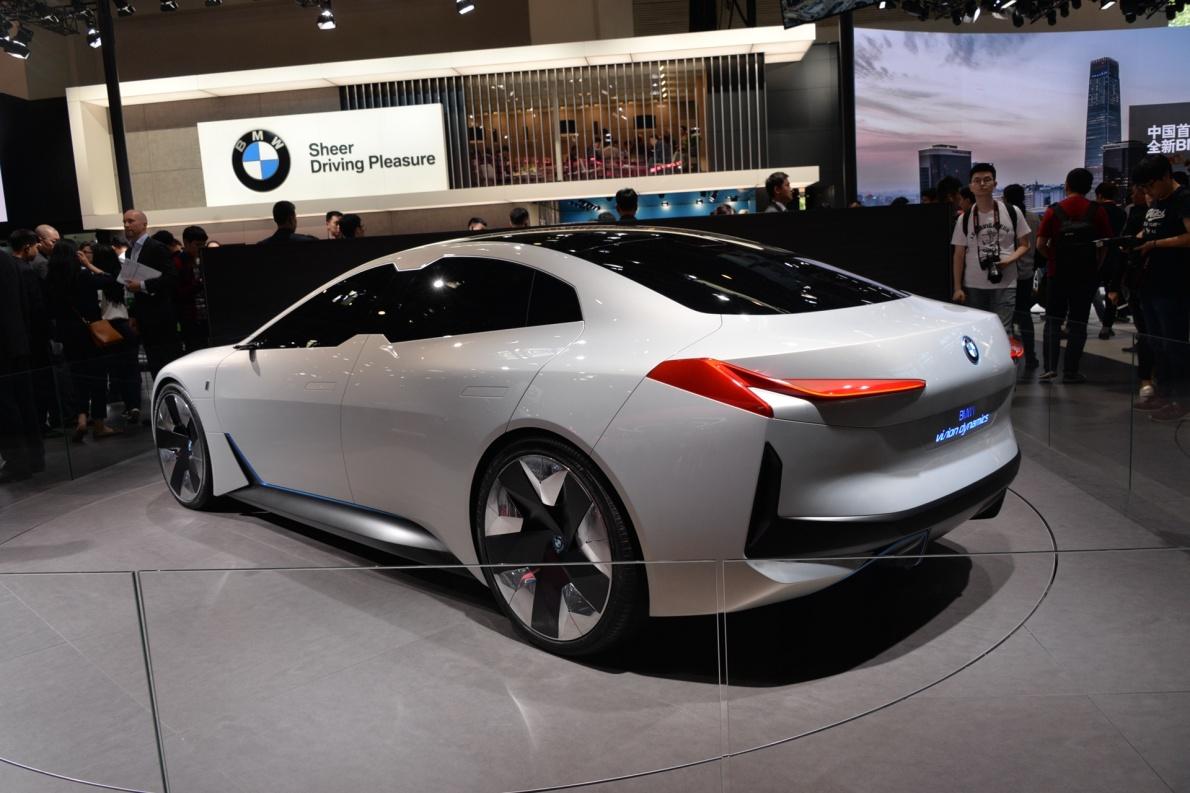 2018款 宝马 i Vision Dynamics 车展 外观