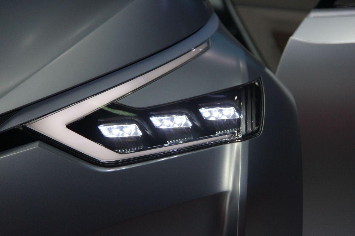 2016款 日产IDS 车展 外观细节