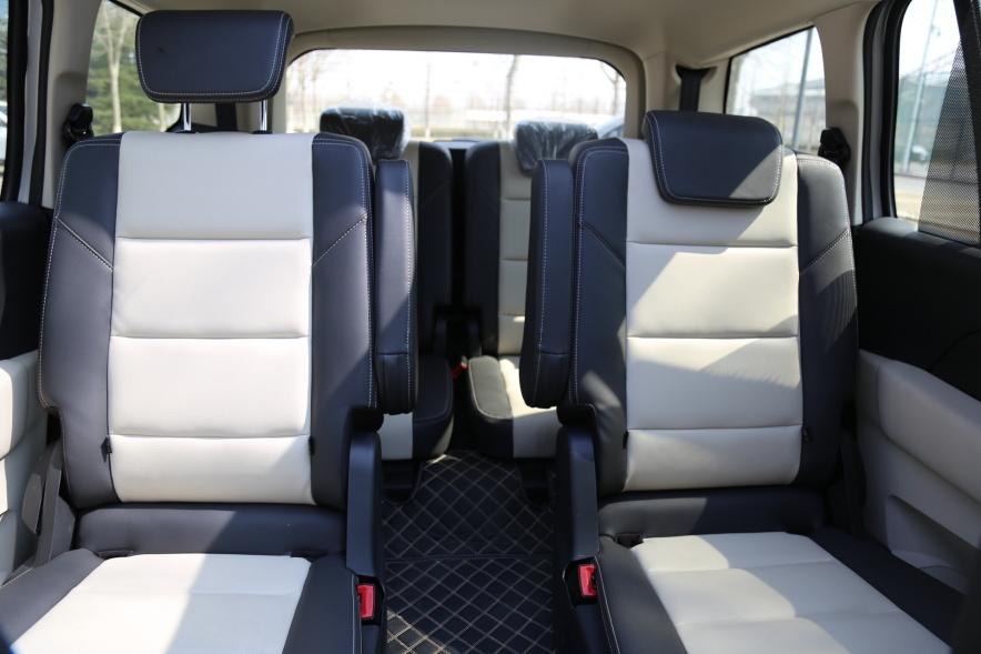 2018款 国金 GM3 C型 实拍 座椅空间