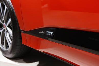 2018款 捷豹 I-PACE Concept 车展 细节