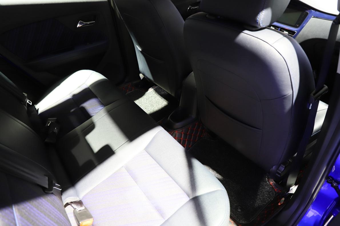 2018款 丰田 Concept 车展 座椅空间