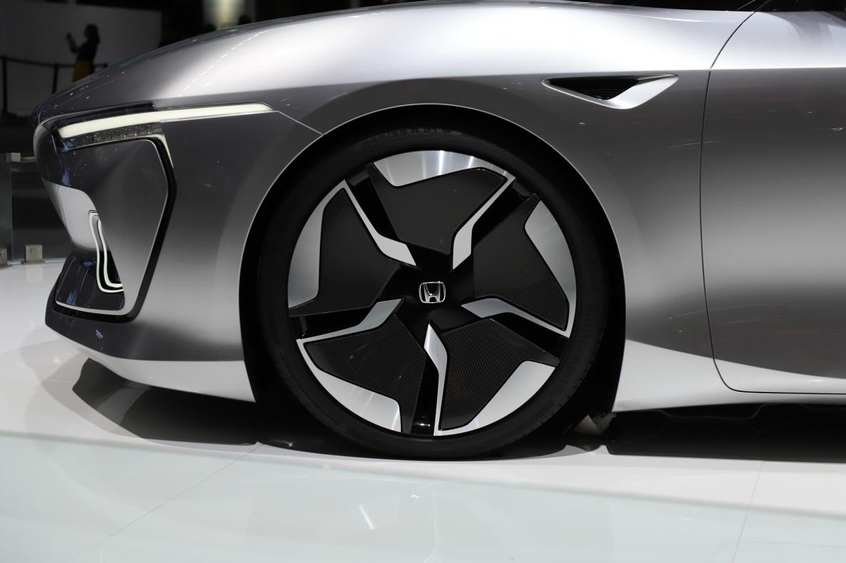 2018款 本田 C001 Concept 车展 细节