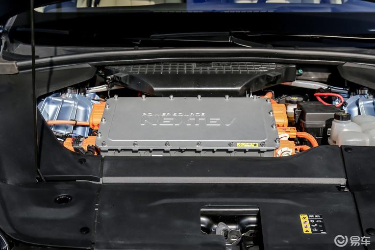 ES8 动力底盘