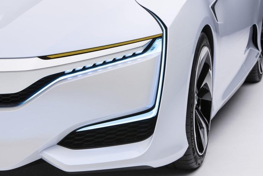 2014款 本田 FCV Concept 官图 外观细节
