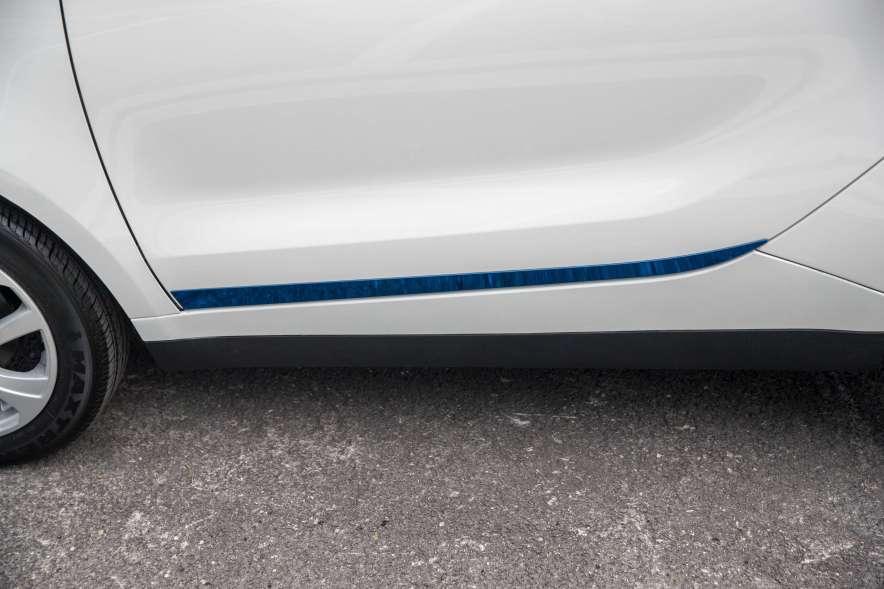 2017款 众泰 芝麻 E30 基本型 实拍 细节