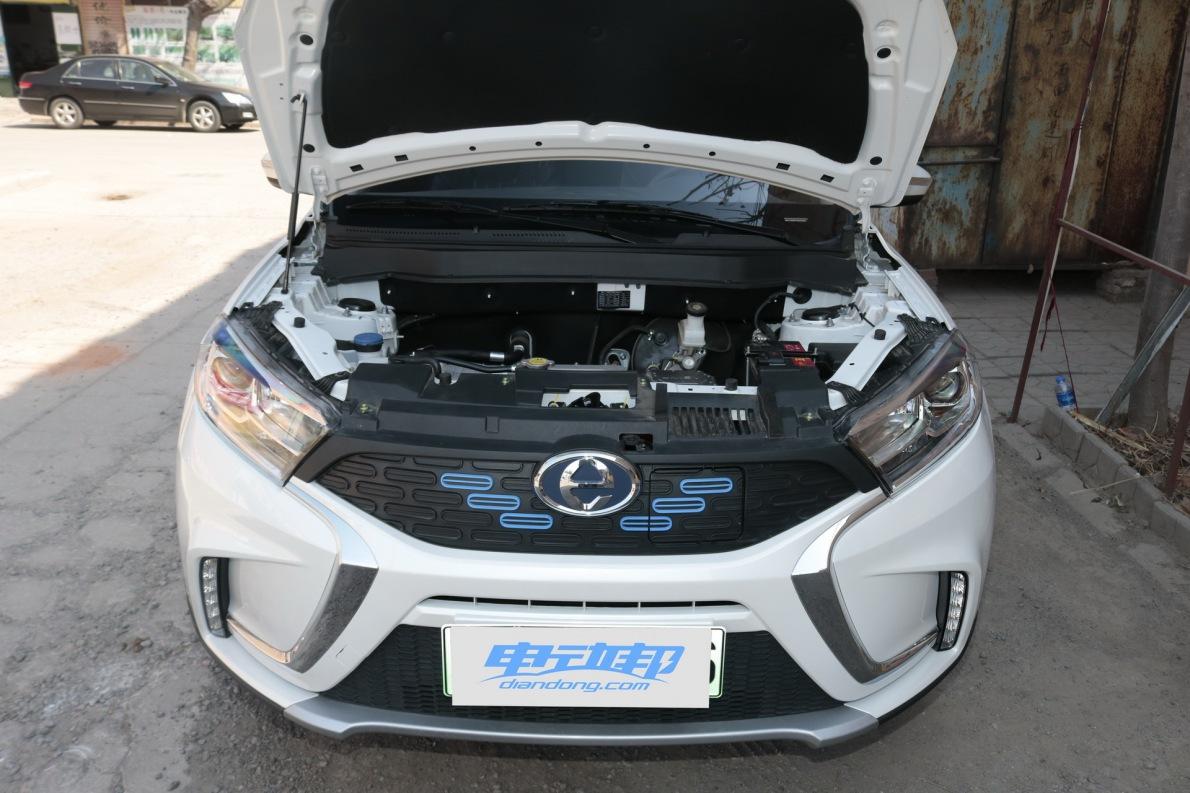 2018 江铃新能源 E400 白色