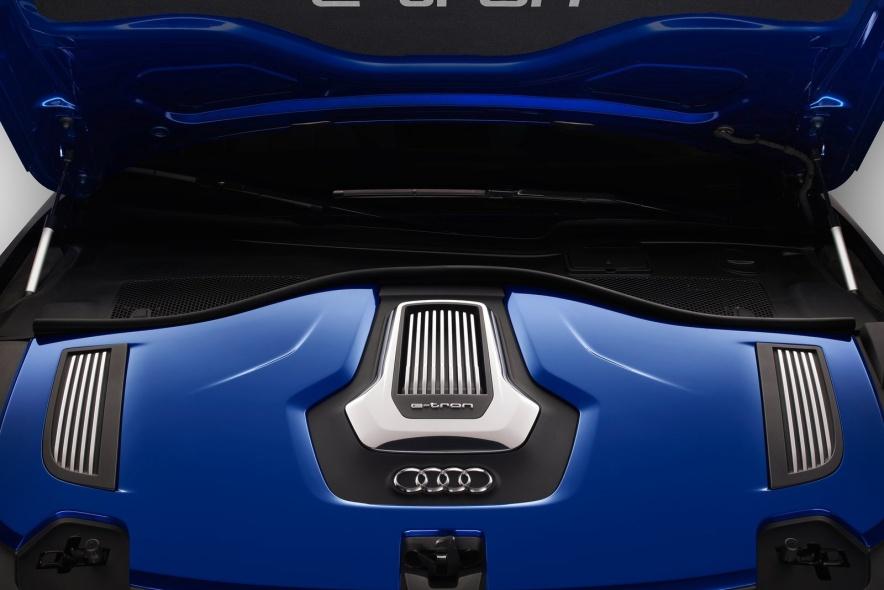 2016款 奥迪A6L e-tron 官图 动力底盘