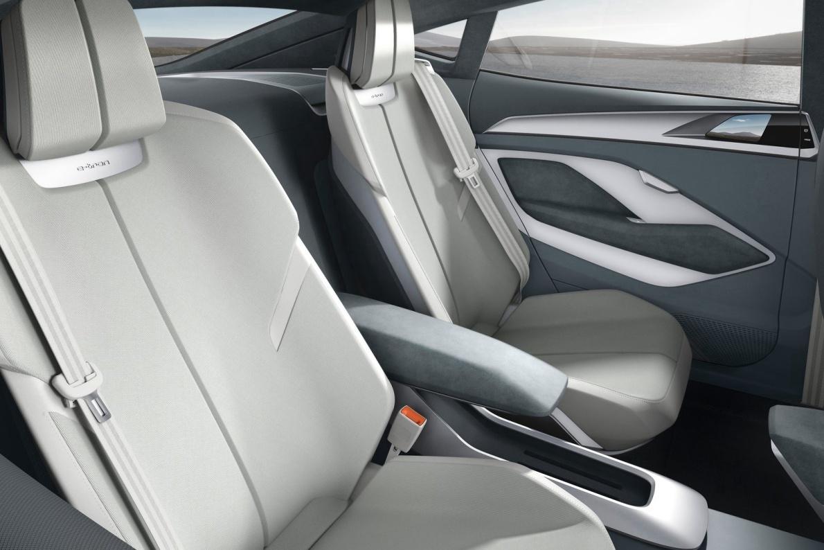 2017款 奥迪 e-tron Sportback Concept 官图 外观细节