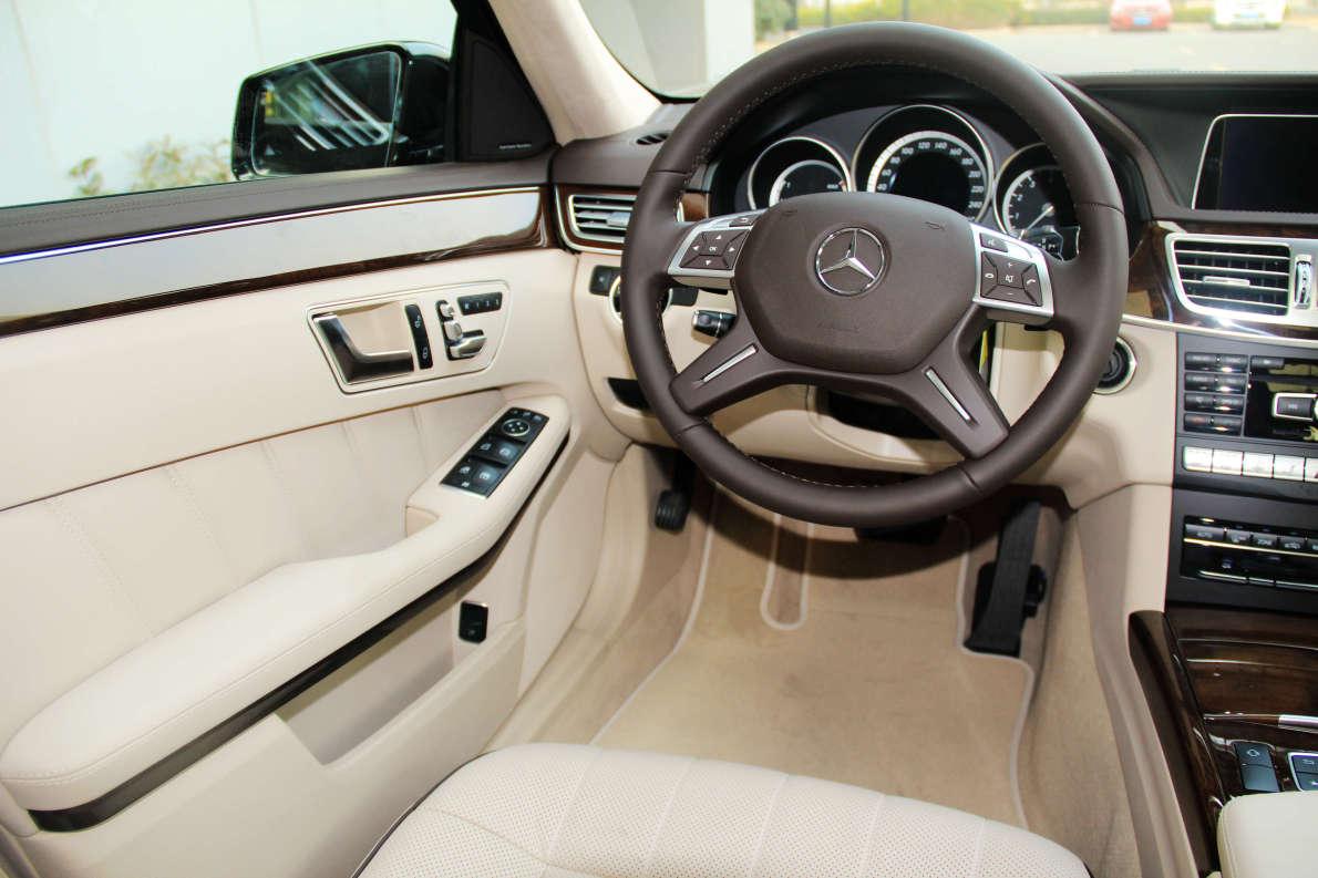 2014款 奔驰 E400L HYBRID