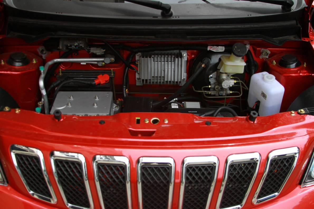 华泰 EV160R 2017款 基本型 动力底盘