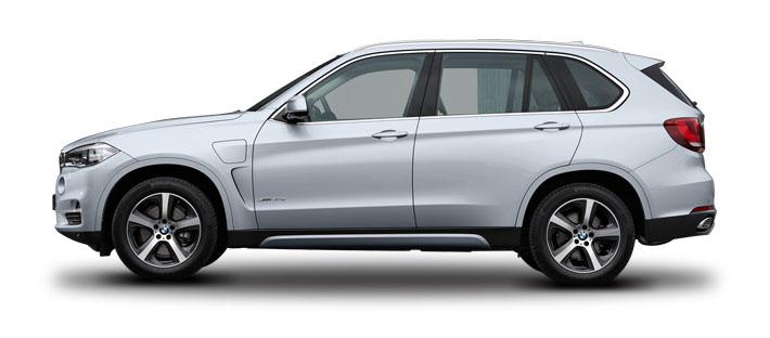 2016款 宝马X5xDrive40e 头图