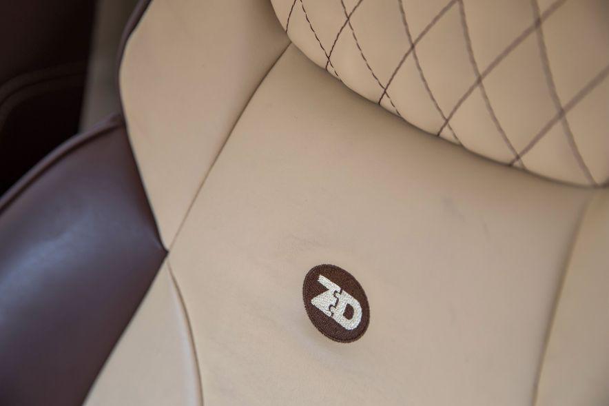2017款 知豆 D2S 经典黑 实拍 座椅空间