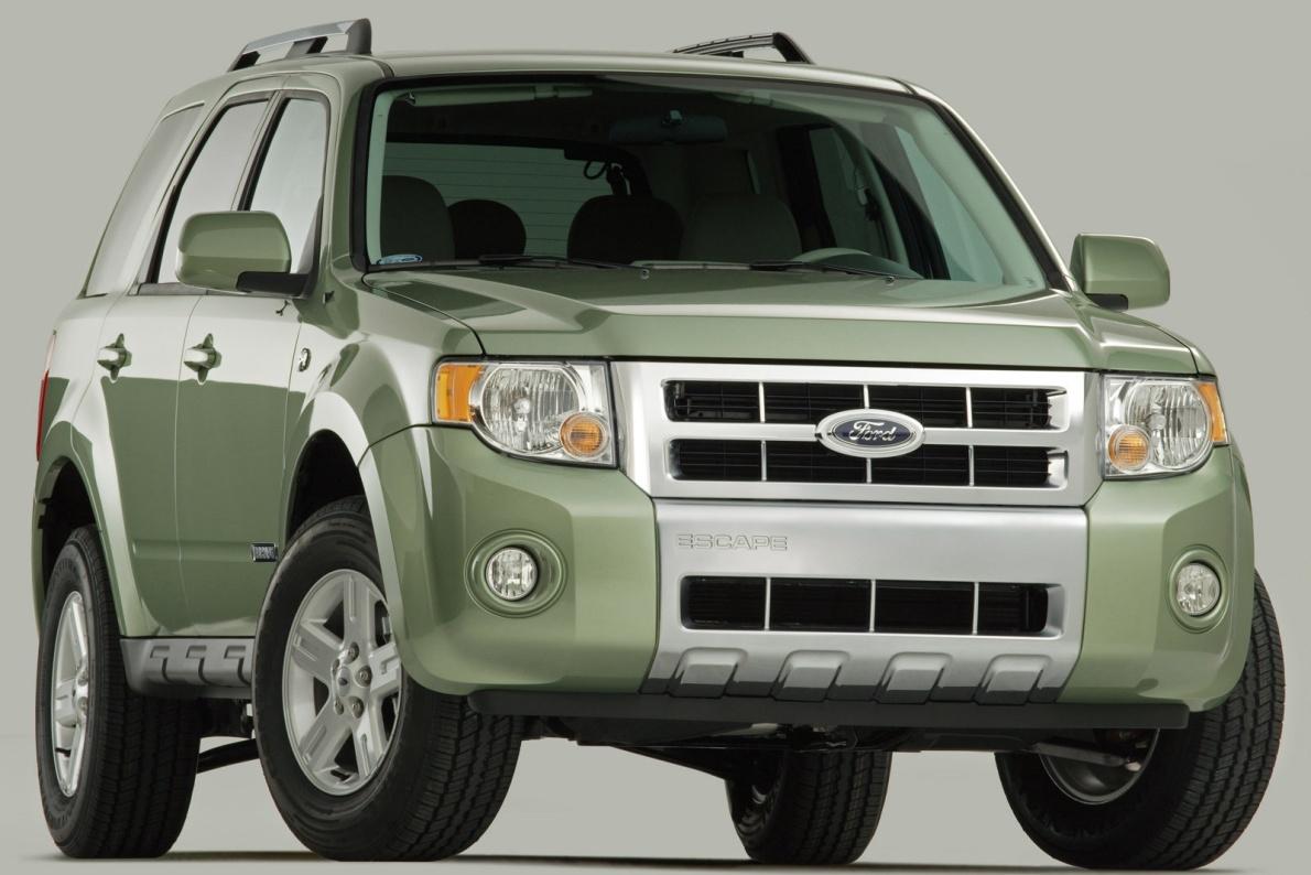 2008款 福特 翼虎(海外)Hybrid 官图 外观