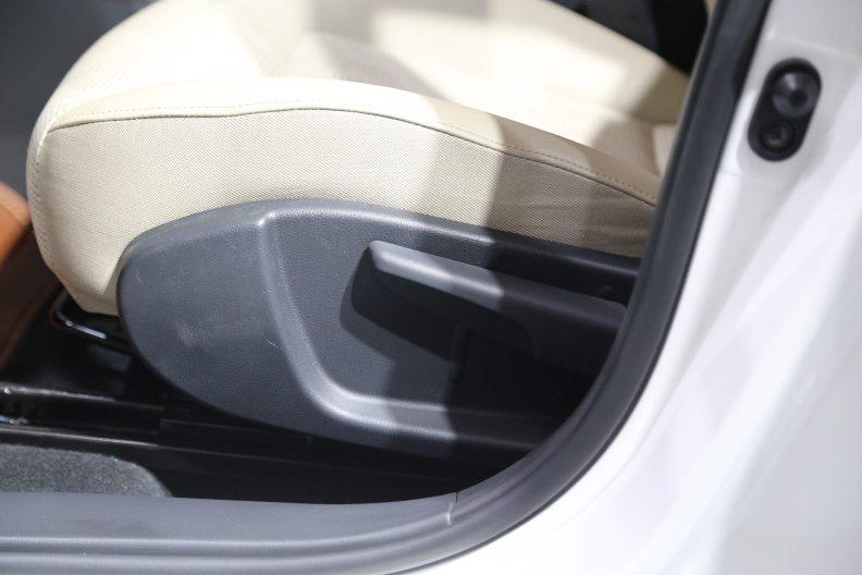 2016款 骏派A70EV 车展 座椅空间